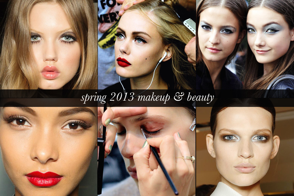 2013 güzellik trendleri