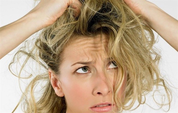 kuru saç bakımı